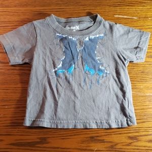 Hurley 12 month shirt